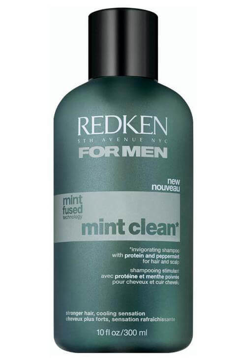 Redken for Men Mint Clean Shampoo