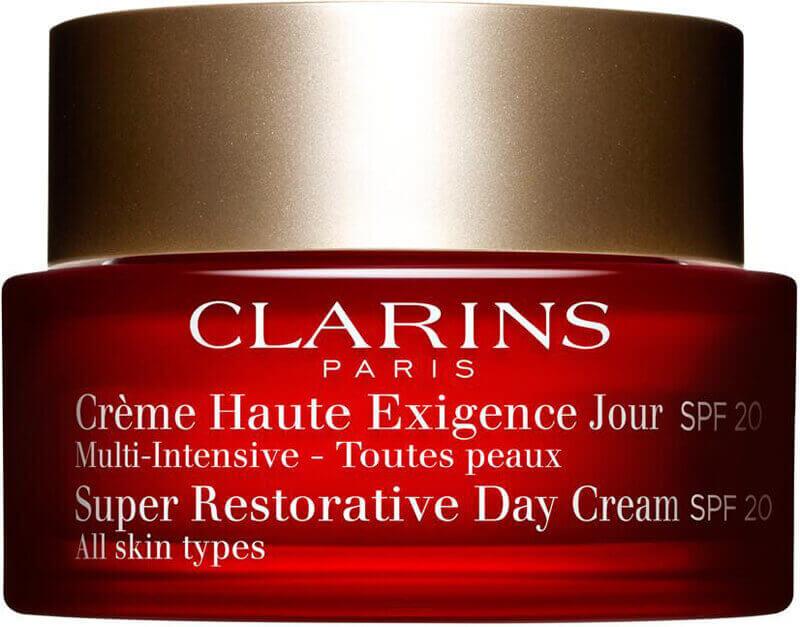 Clarins Super Restorative Day Cream Spf 20   i gruppen Hudvård / Ansiktsåterfuktning / Dagkräm hos Bangerhead (201830000)