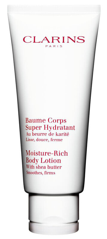Clarins Moisture-Rich Body Lotion (200 ml) i gruppen Kroppspleie & spa / Fuktighet / Bodylotion hos Bangerhead.no (204300005)