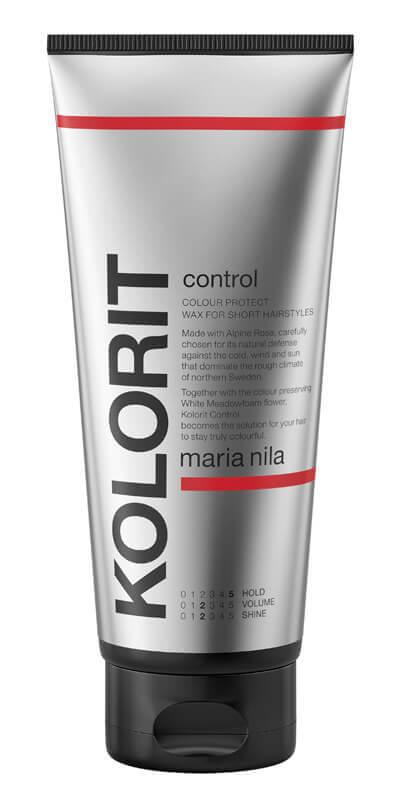 Maria Nila Kolorit Controlwax  (200ml) i gruppen Hårvård / Styling / Hårvax & stylingpaste  hos Bangerhead (2415)