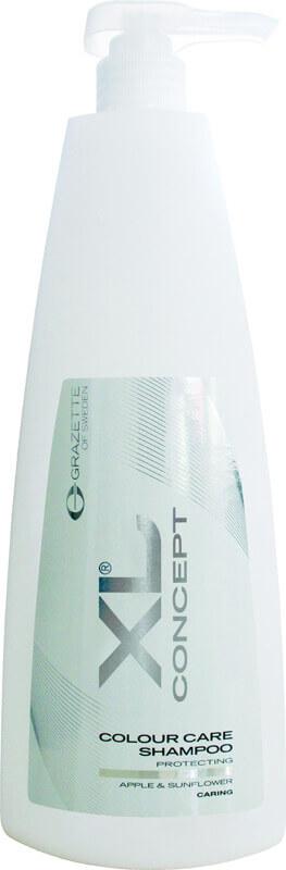 Grazette XL Colourcaring Shampoo i gruppen Hårpleie / Shampoo & balsam / Shampoo hos Bangerhead.no (251-400r)
