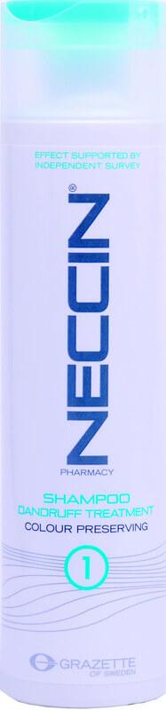 Grazette Neccin Shampoo Dandruff 1 Treatment i gruppen Hårvård / Inpackning & treatments / För hårbotten hos Bangerhead (255-250r)