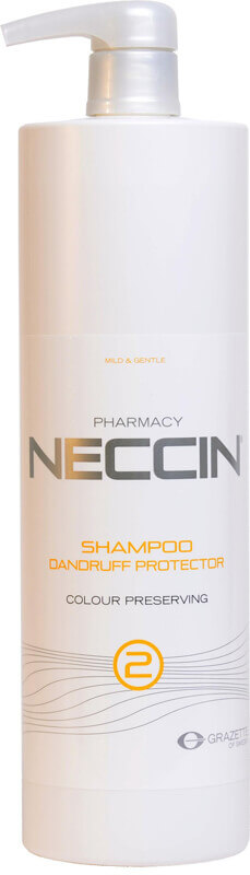Grazette Neccin Shampoo 2 Dandruff Protect  i gruppen Hårvård / Schampo & balsam / Schampo hos Bangerhead (257-250r)