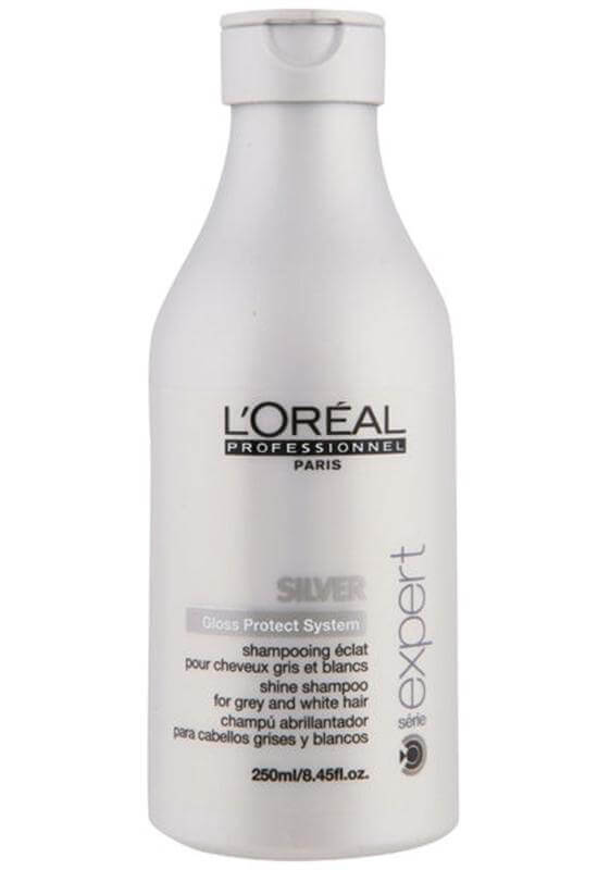 Loreal Silver Shampoo i gruppen Hårpleie / Shampoo & balsam / Silvershampoo hos Bangerhead.no (B007853r)