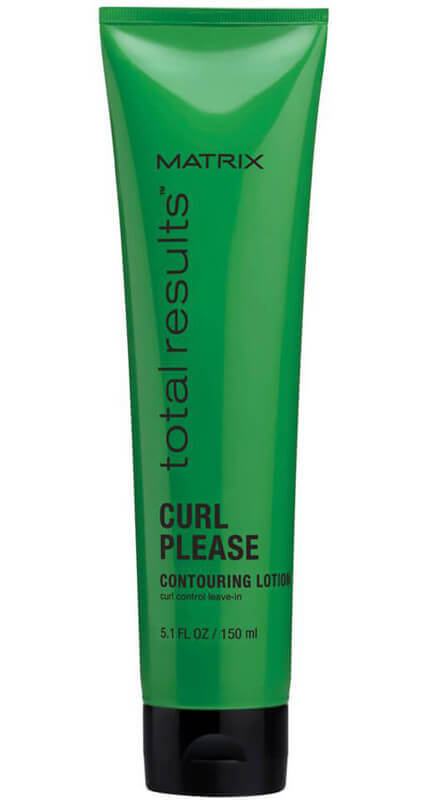 Matrix Total Results Curl Contouring Lotion (150ml) i gruppen Hårvård / Inpackning & treatments / Inpackning hos Bangerhead (35370406)