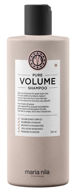 Maria Nila Care Shampoo Pure Volume  ryhmässä Hiustenhoito / Shampoot & hoitoaineet / Shampoot  Bangerhead.fi (B000058r)