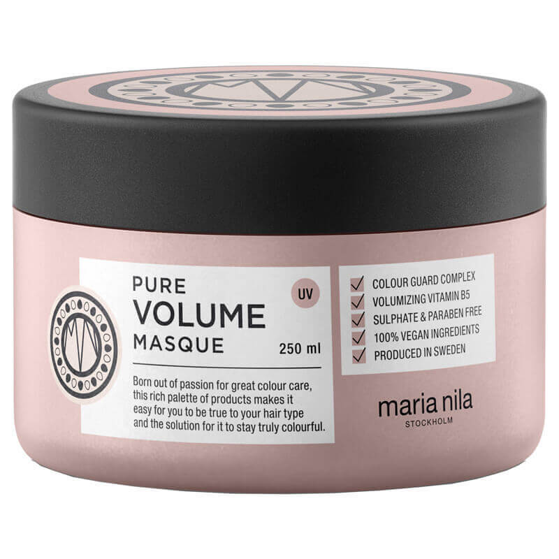 Maria Nila Care Masque Pure Volume 250ml i gruppen Hårpleie / Hårkur & treatments / Hårkur hos Bangerhead.no (3612)