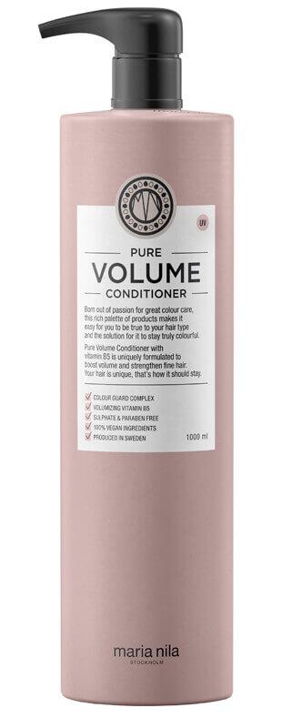 Maria Nila Care Conditioner Pure Volume i gruppen Hårvård / Schampo & balsam / Balsam hos Bangerhead (3614r)