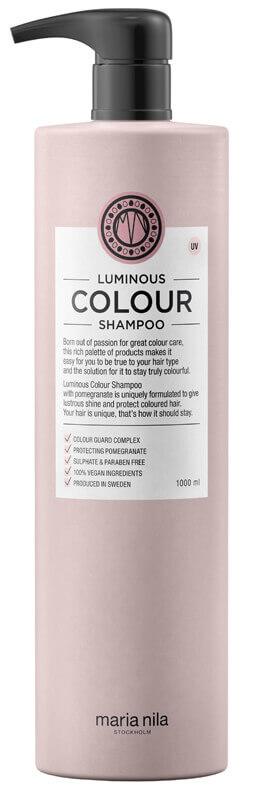 Maria Nila Care Shampoo Luminous Color i gruppen Hårpleie / Shampoo & balsam / Shampoo hos Bangerhead.no (3623r)
