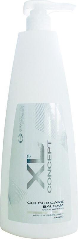 Grazette XL Colourcaring Deep Acting Balsam 1000ml i gruppen Hårpleie / Shampoo & balsam / Balsam hos Bangerhead.no (407-1000)