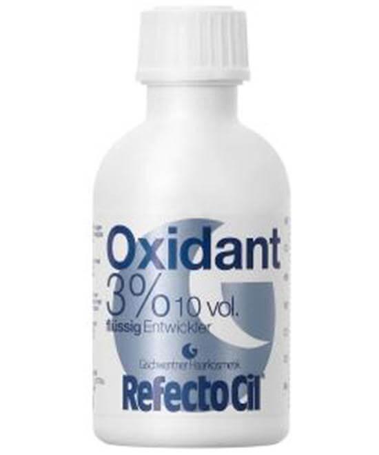 RefectoCil Oxidant 3% Liquid  i gruppen Makeup / Øyenbryn / Øyenbrynsfarging hos Bangerhead.no (5236162)