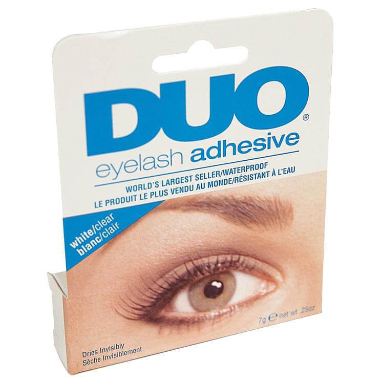 Ardell DUO Clear franslim i gruppen Makeup / Ögon / Lösögonfransar hos Bangerhead (568034)