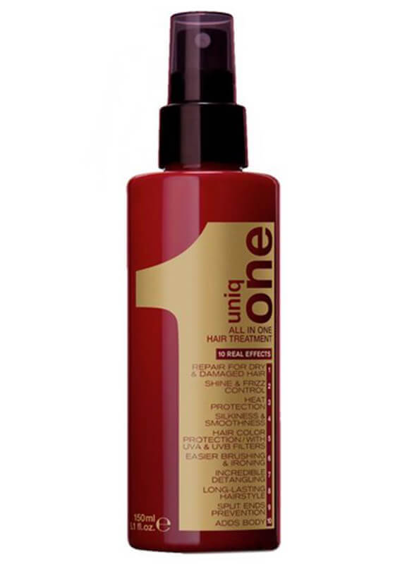 Uniq One All In One Hair Treatment i gruppen Hårvård / Inpackning & treatments / Inpackning hos Bangerhead (7206475000uniq)