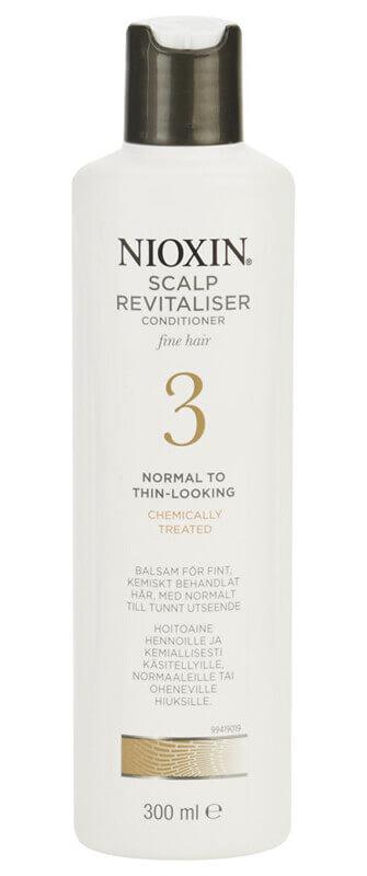 Nioxin System 3 Scalp Revitaliser i gruppen Hårpleie / Shampoo & balsam / Balsam hos Bangerhead.no (81274153r)