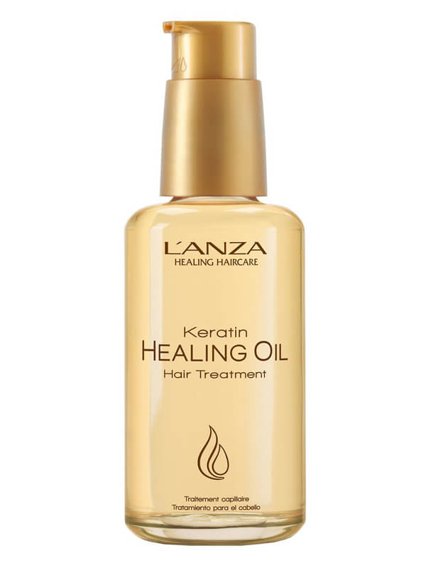 Lanza Keratin Healing Oil Treatment