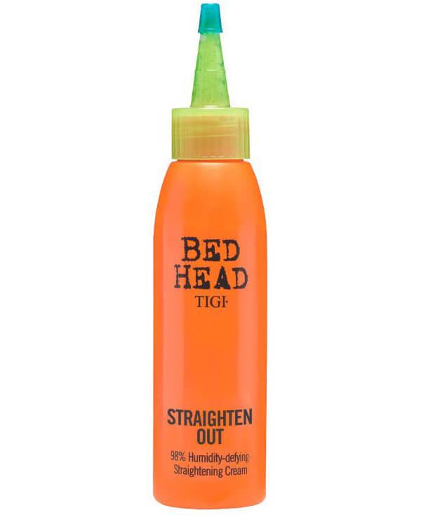 TIGI Straighten out cream i gruppen Hårvård / Styling / Värmeskydd hos Bangerhead (B000054)