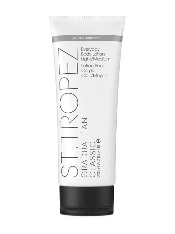 St. Tropez Everyday Gradual Tan body  i gruppen Kroppspleie  / Sol & tan for kropp / Selvbruning for kropp hos Bangerhead.no (B000278r)