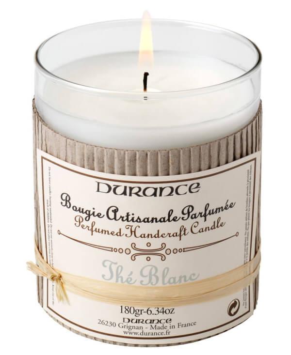 Durance Doftljus White Tea