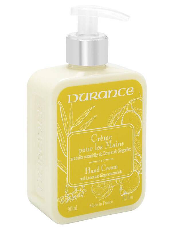 Durance Hand Cream Lemon Ginger