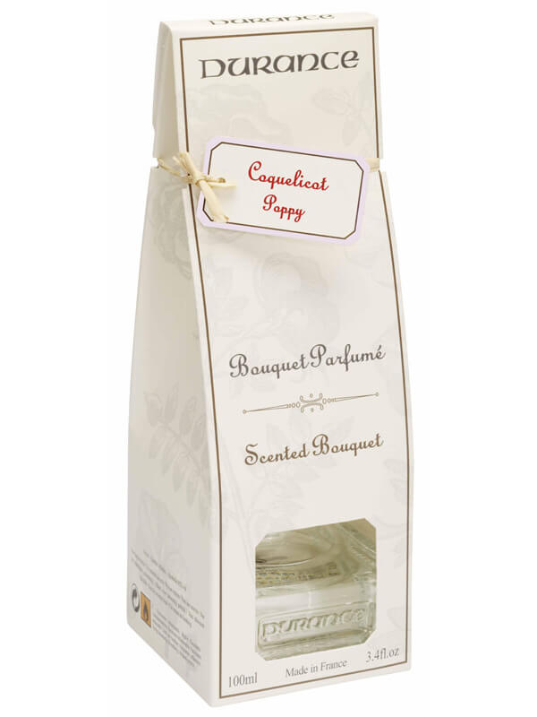 Durance Scented Bouquet Poppy 100ml i gruppen Parfyme / Hjem / Duftspredere hos Bangerhead.no (B000724)