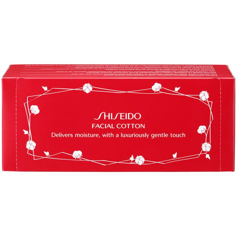 Shiseido Facial Cotton (60st)