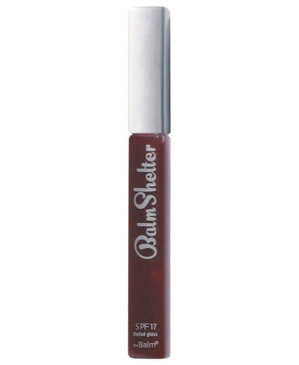 theBalm Balm Shelter Tinted Lipgloss Valley Girl i gruppen Makeup / Läppar / Lip stain hos Bangerhead (B001905r)