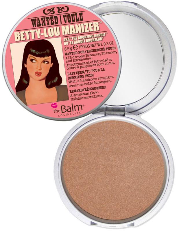 theBalm Betty-Lou Manizer i gruppen Makeup / Øyne / Øyenskygge hos Bangerhead.no (B001974)