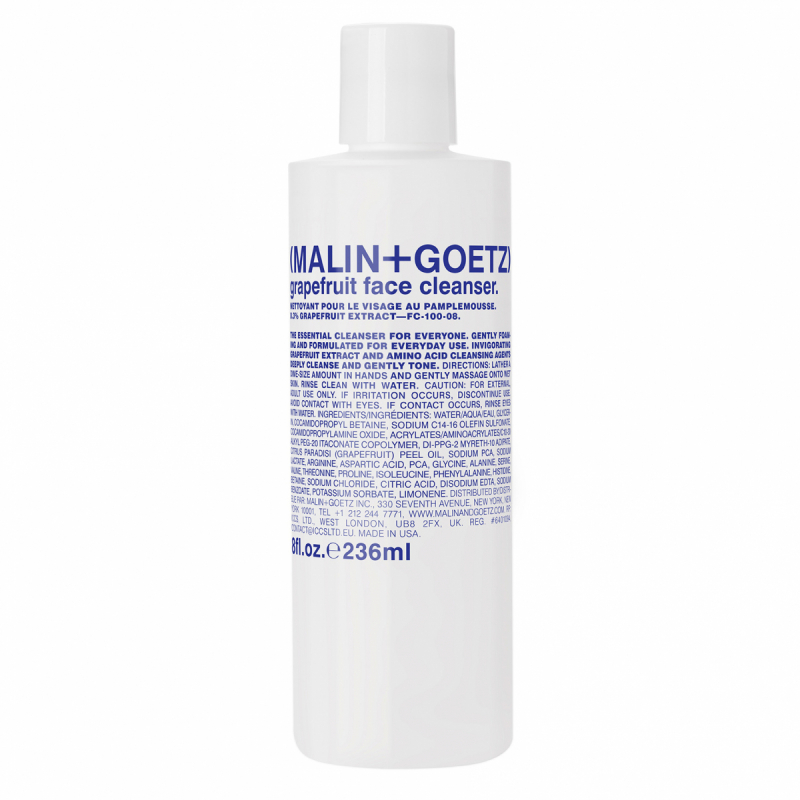 Malin+Goetz Grapefruit Face Cleanser +