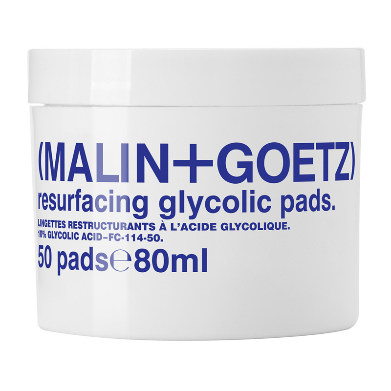 Malin+Goetz 10% Glycolic Acid Pads