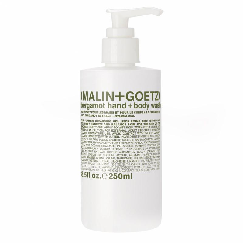Malin+Goetz Bergamot Body Wash + i gruppen Kropp & spa / Kroppsrengjøring / Bad & dusjkrem hos Bangerhead.no (B002147)