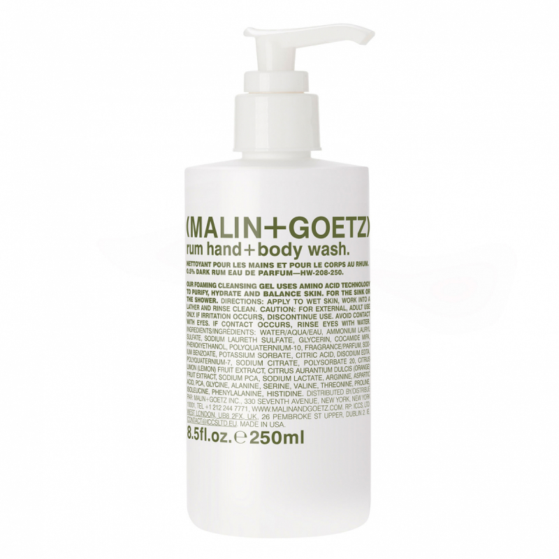Malin+Goetz Rum Hand Wash PUMP