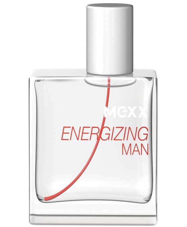 Mexx Energizing Man Eau de Toilette Spray ryhmässä Tuoksut / Miesten tuoksut / Deodorantit miehille at Bangerhead.fi (B002297r)
