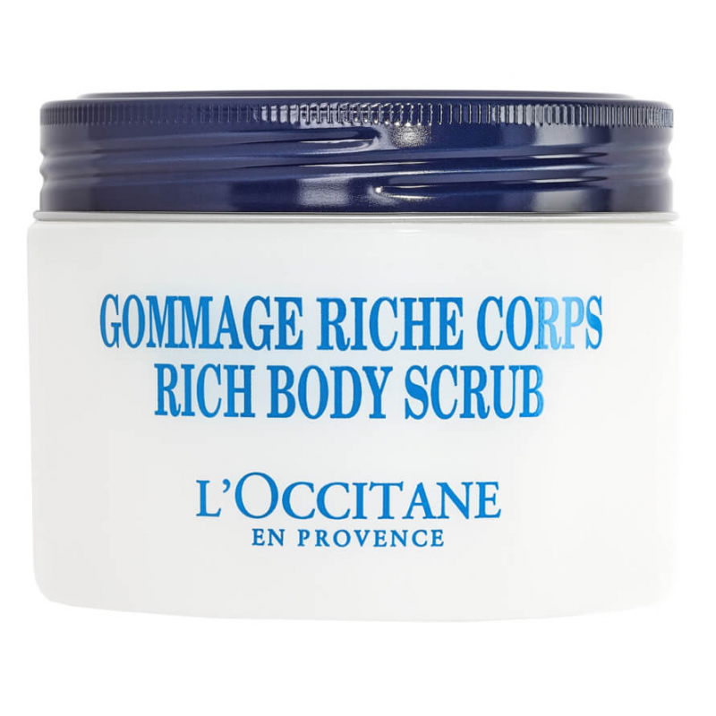 L'Occitane Shea Ultra Rich Body Scrub (200ml)