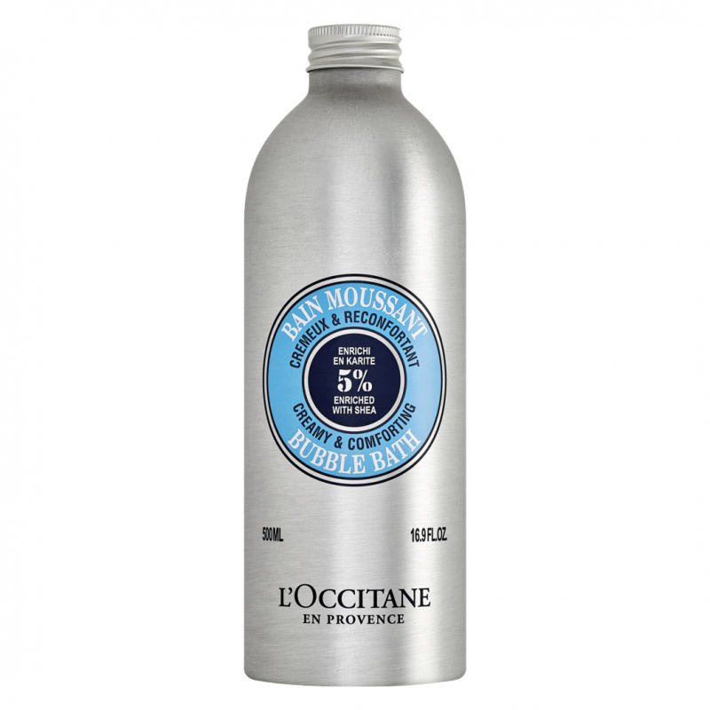 L'Occitane Shea Ultra Rich Foaming Bath (500ml)