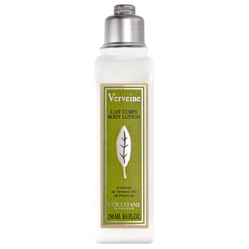 L'Occitane Verbena Body Milk (250ml) i gruppen Kroppspleie & spa / Fuktighet / Bodylotion hos Bangerhead.no (B002480)