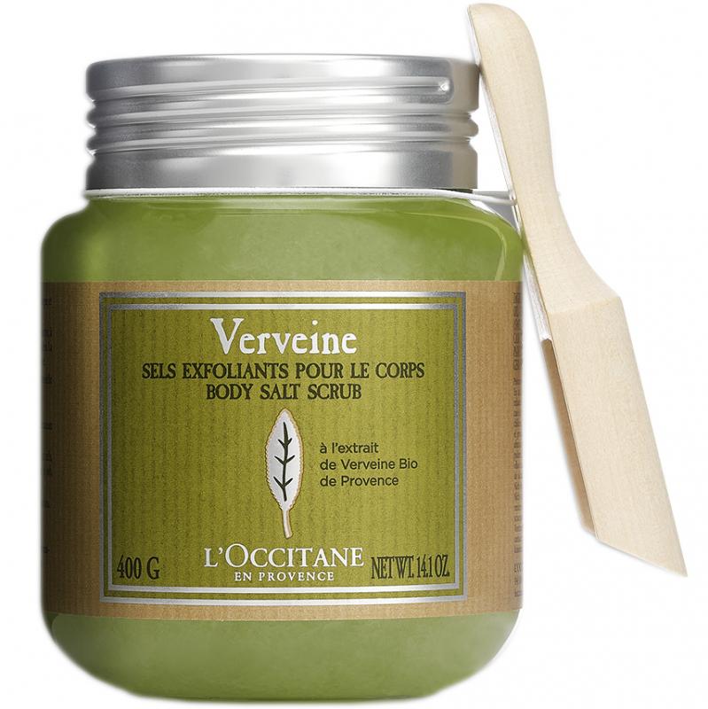 L'Occitane Verbena Body Salt Scrub (400g)