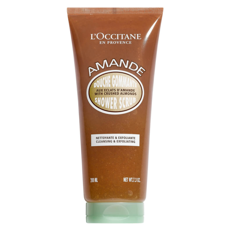 L'Occitane Almond Shower Scrub (200ml)