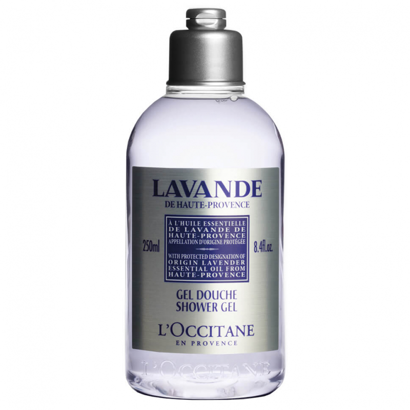 L'Occitane Lavendel Organic Shower Gel (250ml)