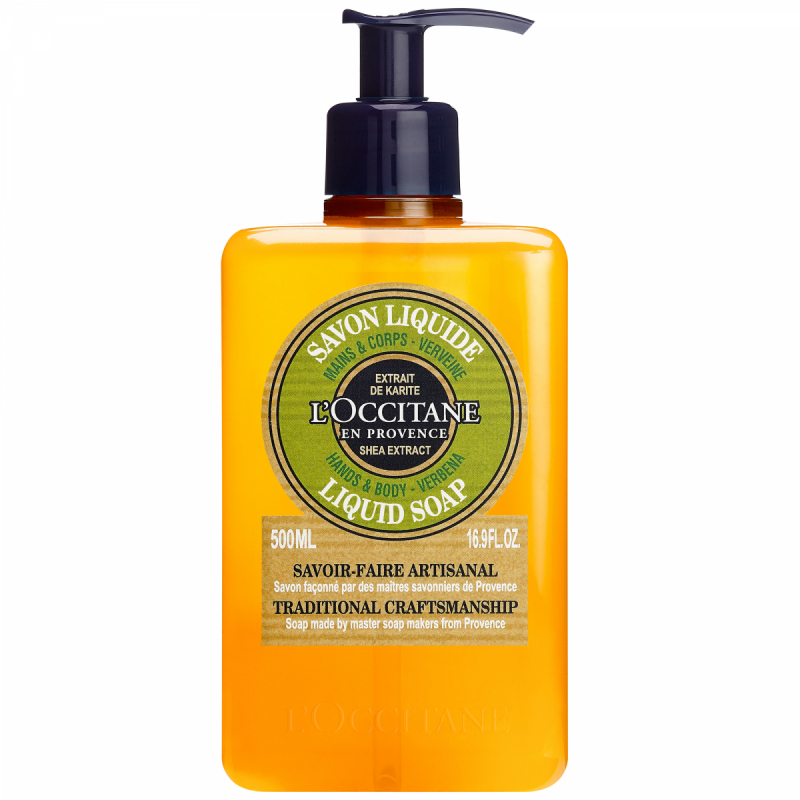 L'Occitane Shea Liquid Soap Verbena (500ml)