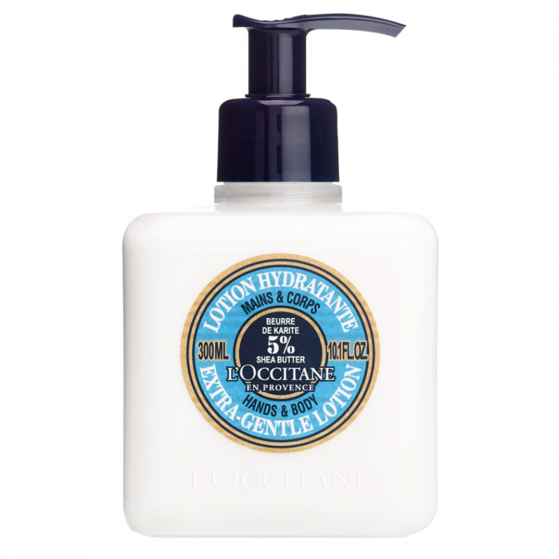 L'Occitane Shea Lotion For Hands And Body (300ml)