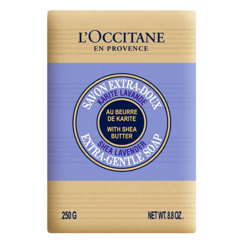L'Occitane Shea Soap Lavendel i gruppen Kroppspleie & spa / Hender & føtter / Håndsåpe hos Bangerhead.no (B002521r)