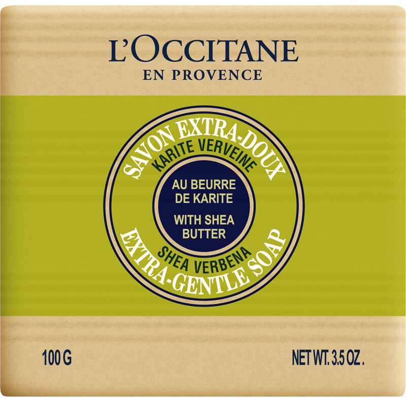 L'Occitane Shea Soap Verbena ryhmässä Vartalonhoito  / Kädet & jalat / Käsisaippuat at Bangerhead.fi (B002525r)