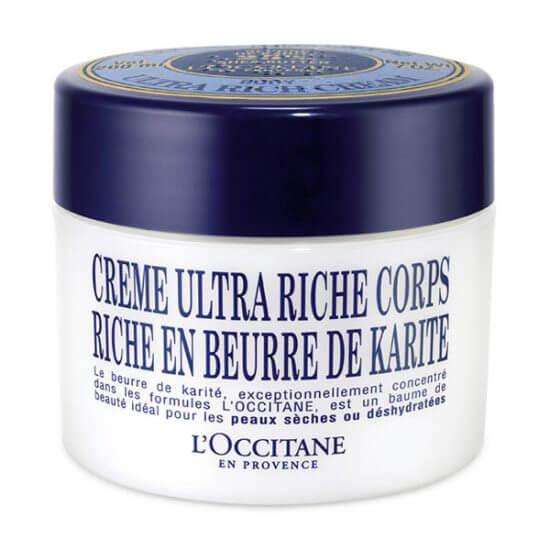 L'Occitane Shea Ultra Rich Body Cream i gruppen Kroppspleie  / Fuktighet / Bodybutter hos Bangerhead.no (B002527r)
