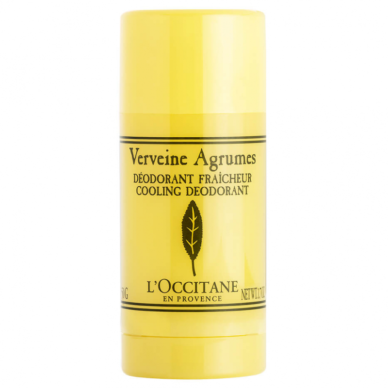 L'Occitane Citrus Verbena Cooling Deo Stick (50g)