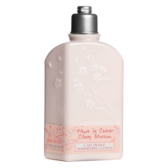 L'Occitane Cherry Blossom Body Lotion (250ml)