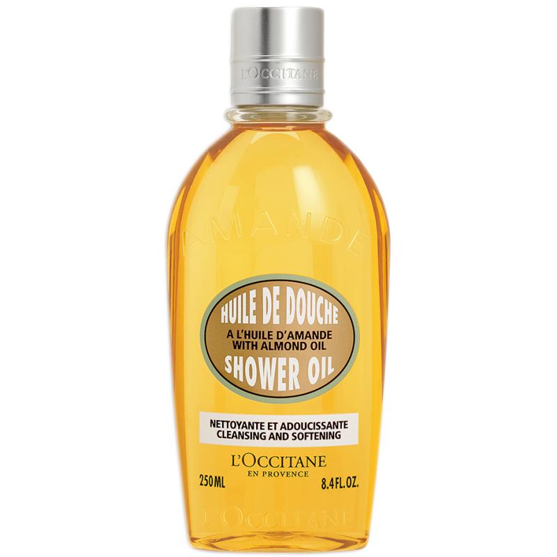 L'Occitane Almond Shower Oil ryhmässä Vartalonhoito & spa / Vartalon puhdistus / Kylpysaippuat & suihkusaippuat at Bangerhead.fi (B002556r)