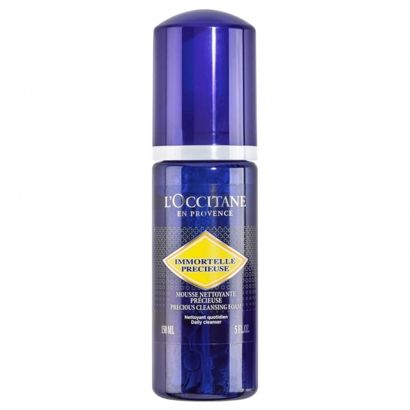 L'Occitane Immortelle Precious Clean Foam (150ml)