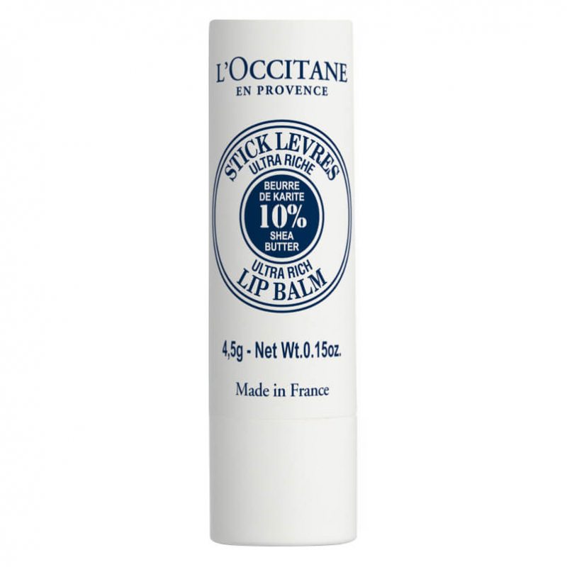 L'Occitane Shea Ultra Rich Lip Balm (5ml)