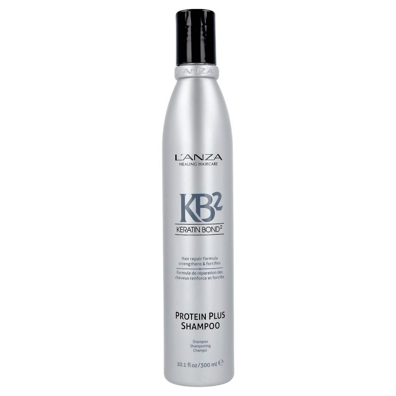 Lanza KB2 Hair Repair Protein Plus Shampoo i gruppen Hårvård / Schampo & balsam / Schampo hos Bangerhead (B002878r)