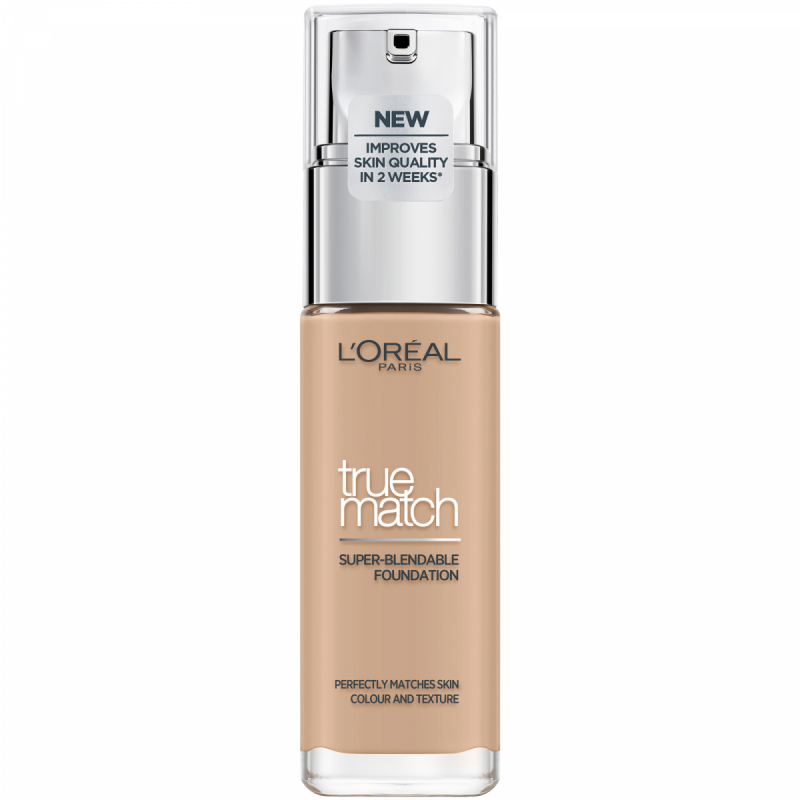 Loreal True Match Foundation i gruppen Makeup / Base / Foundation hos Bangerhead.no (B002958r)